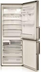 """Холодильник """"Samsung"""" с-нижней-морозильной-камерой."""