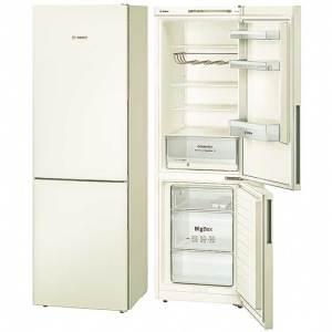 Отдельно стоящий холодильник Bosch с нижней морозильной камерой
